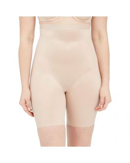 SPANX Thinstincts 2.0 High-Waisted short SPX 10233R 1603 Champagne Beige ._1