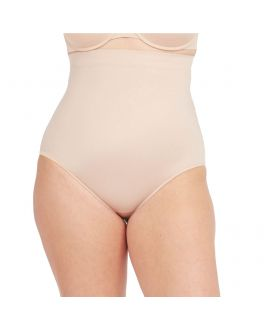 SPANX Suit Your Fancy High-Waisted brief SPX 10237R 1603 Champagne Beige ._1