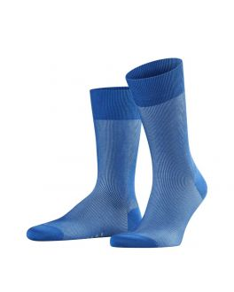 Falke Fine Shadow herensokken 13141 6057 paris blue
