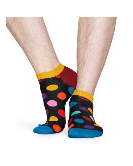 Happy Socks Big Dot lowsocks BDO05 0100-H_1