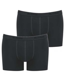 Sloggi Men 24/7 short 2-pak 10163133 0004 black_1