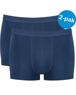 Sloggi Men 24/7 short 2-pak 10163133 00TQ midnight blue_1