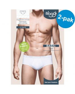 Sloggi Men Basic Midi x2 10020412_1