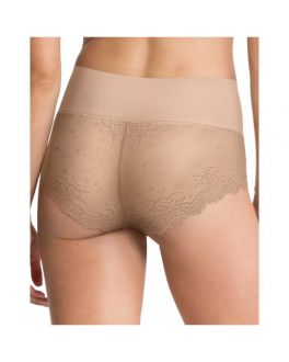 Spanx Undie-tectable lace hi-hipster SP0515 soft nude_1