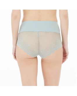 Spanx Undie-tectable lace hi-hipster SPX SP0515 silver sage_1