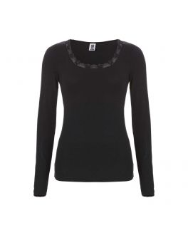 Ten Cate Women Thermo shirt lace LS 30238_1
