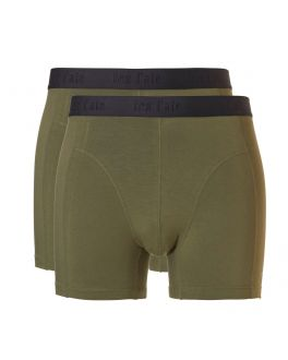 Ten Cate Men Bamboo shorts 2-pak 30859 247 burnt olive_1