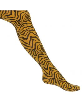 Bonnie Doon Zebra tights BN951965 black/ochre_1