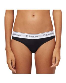 Calvin Klein Modern Cotton string F3786E 001 black_1
