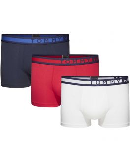 Tommy Hilfiger 3 pak herenboxers UM0UM01234 056 navy/white/red_1