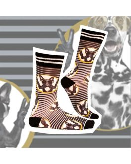 Sock My Doggy Dog SMFM136 1000 multicolor_1