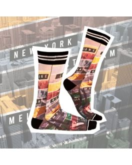 Sock My City SMFM141 1000 multicolor_1