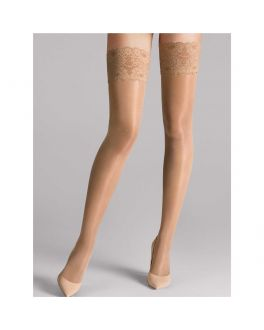 Wolford Satin Touch 20 stay up 21223