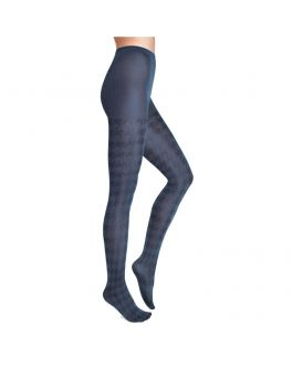 Wolford Scout panty 14821 8944 navy opal/black_1