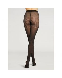 Wolford Rey tights 14882 9330 black/white_1