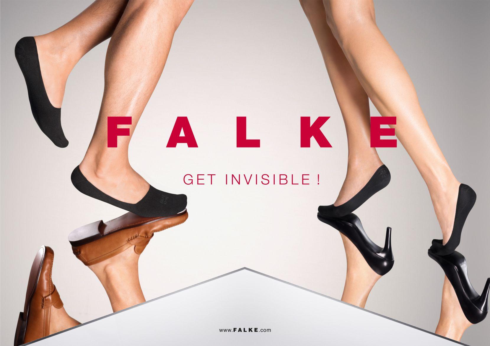 Onzichtbare sokjes